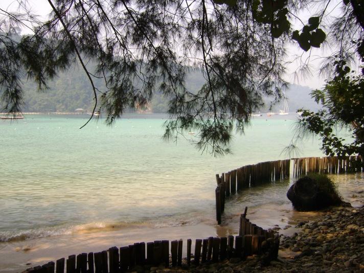 Manukan Beach